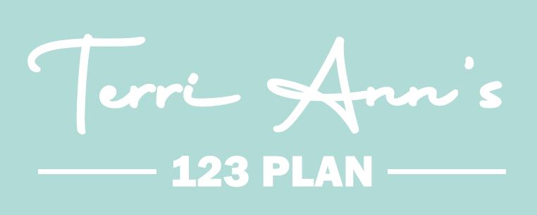 Terri Ann 123 Plan
